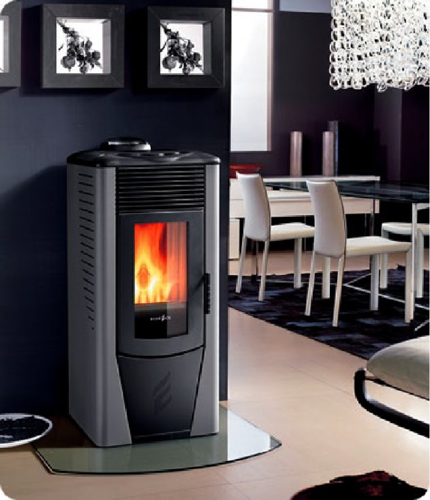 The alliance for green heat - Pellet stoves for small spaces set ...