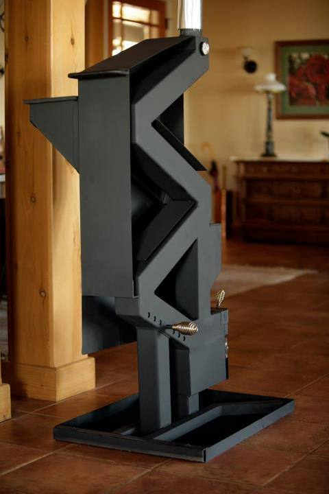 March 2014. Gravity Fed Pellet Stove ... - The Alliance For Green Heat - Featured Products
